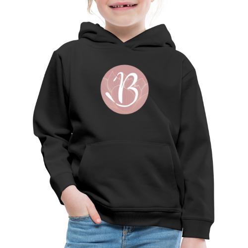 Blossom Logo - Kinder Premium Hoodie