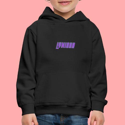 Lynioka Logo - Pull à capuche Premium Enfant