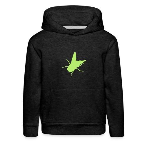 fliege - Kinder Premium Hoodie