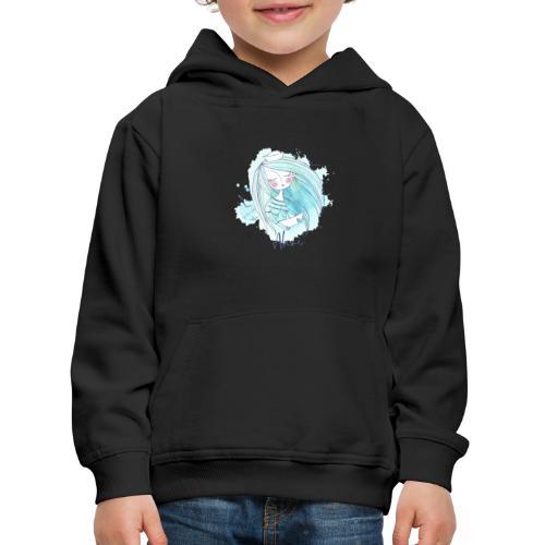 Meermädchen Ahoi - Kinder Premium Hoodie