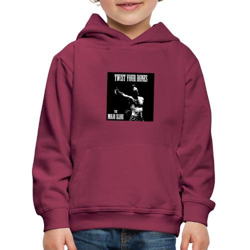 Twist Your Bones - Design 1 - Kids' Premium Hoodie