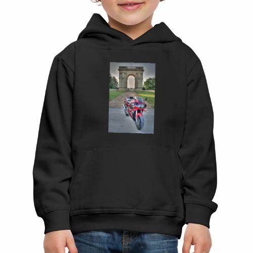 IMG 1000 1 2 tonemapped jpg - Kids' Premium Hoodie