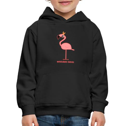 Basic Flamingo - Lasten premium huppari