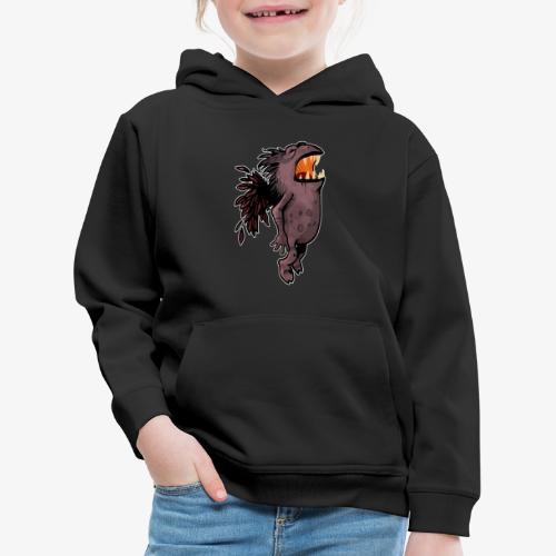 Monsterfreunde - Kinder Premium Hoodie