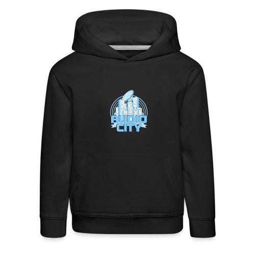 AudioCity - Kinder Premium Hoodie