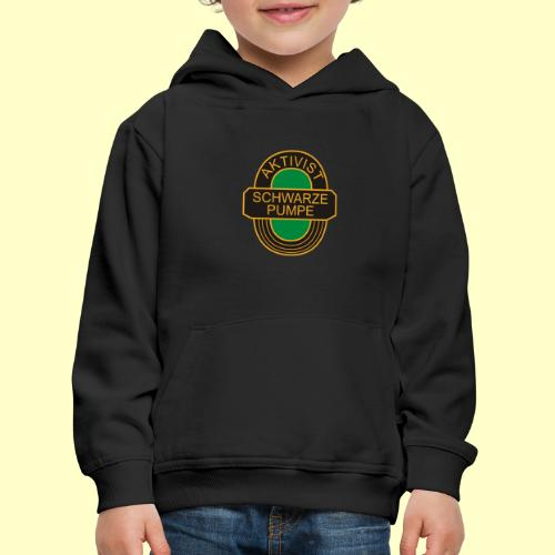 BSG Aktivist Schwarze Pumpe - Kinder Premium Hoodie