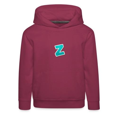 Z3RVO Logo! - Kids' Premium Hoodie