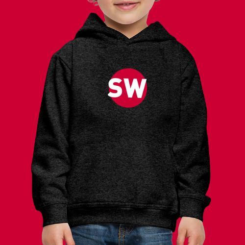 SchipholWatch - Kinderen trui Premium met capuchon