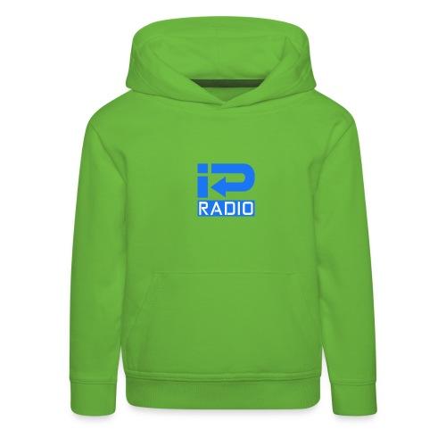logo trans png - Kinderen trui Premium met capuchon