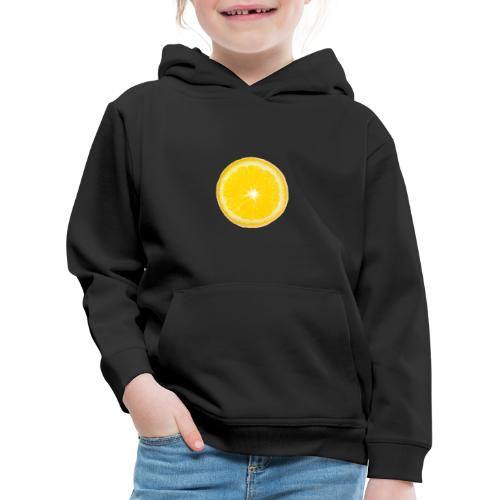 Orange - Kinder Premium Hoodie