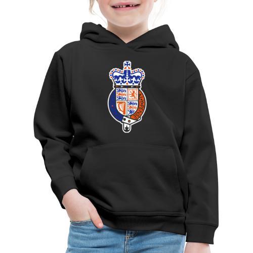 British Seal Pixellamb - Kinder Premium Hoodie
