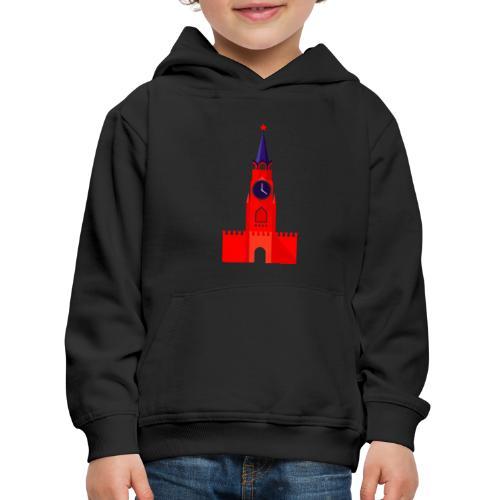 Kremlin by Julia Dudnik - Kids' Premium Hoodie