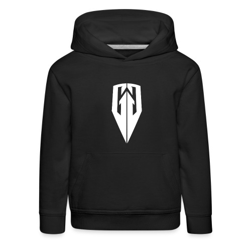 Kingdom Customs Shop Tee Womens - Kids' Premium Hoodie