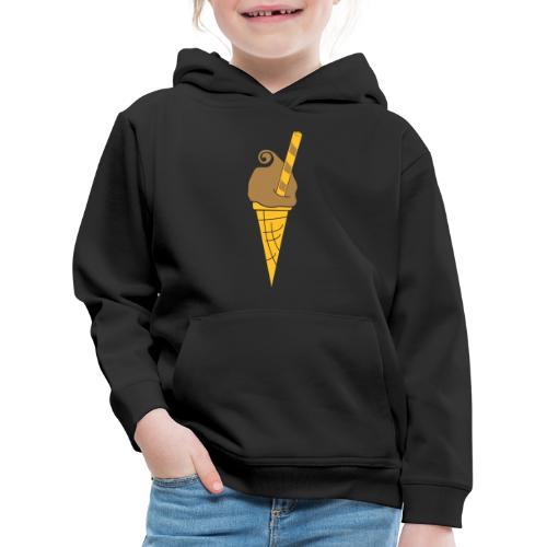 eiswaffel - Kinder Premium Hoodie