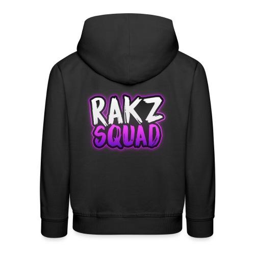 RakzSquad First Merch - Kids' Premium Hoodie
