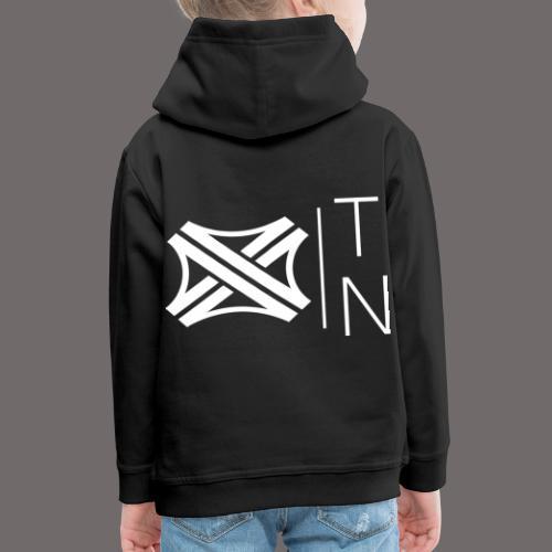 Tregion logo Small - Kids' Premium Hoodie