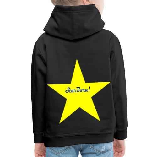 StarBorn - Premium-Luvtröja barn
