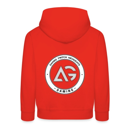 Amdi - Premium hættetrøje til børn