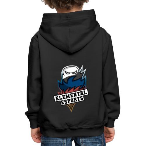 Elemental eSports | 2018 Logo - Premium hættetrøje til børn