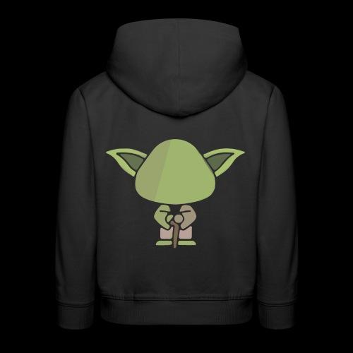 Master Yoda - Kids' Premium Hoodie