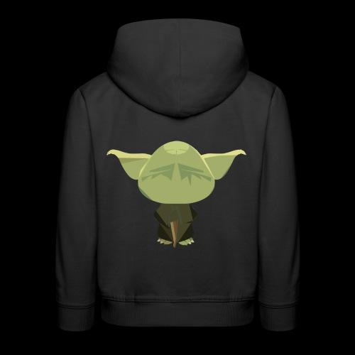 Old Master Yoda - Kids' Premium Hoodie