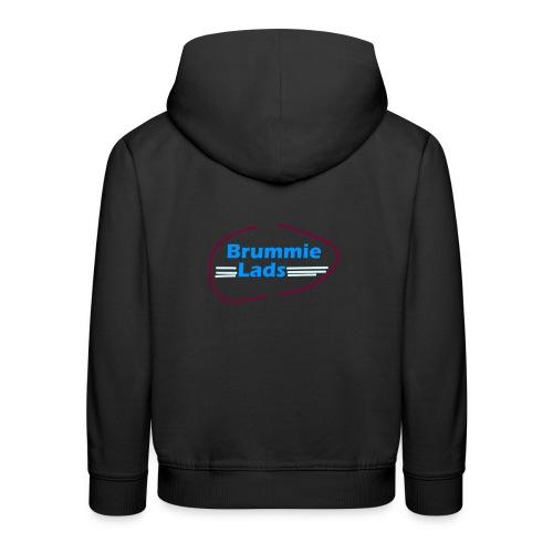 Brummie Lads Logo - Kids' Premium Hoodie