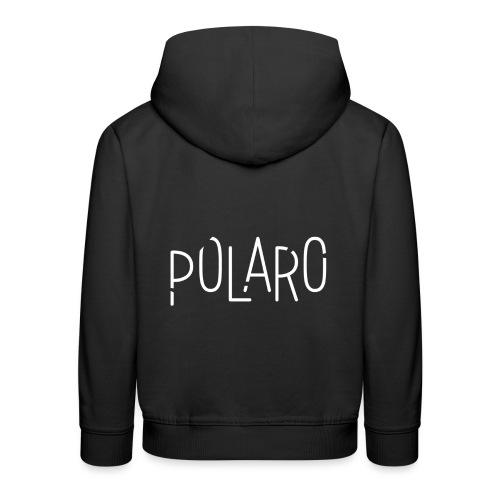 POLARO - Premium Barne-hettegenser