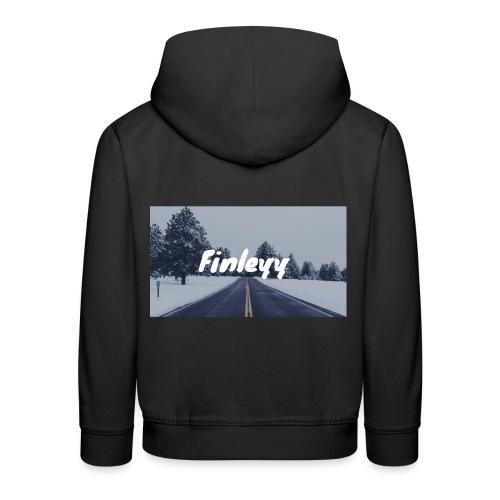Finleyy - Kids' Premium Hoodie