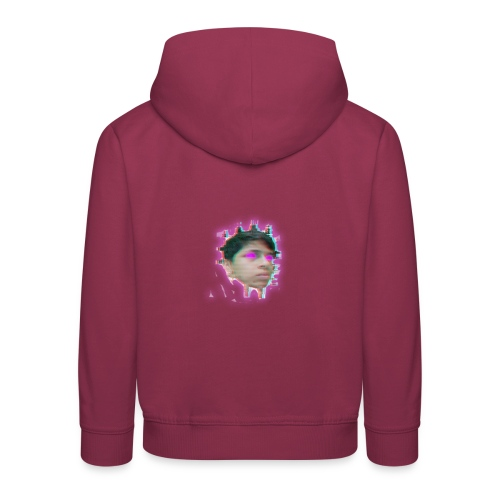 DEIDTONpr - Sudadera con capucha premium niño