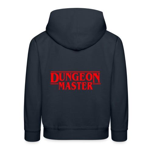 Dungeon Master - D & D Dungeonit ja lohikäärmeet dnd - Lasten premium huppari