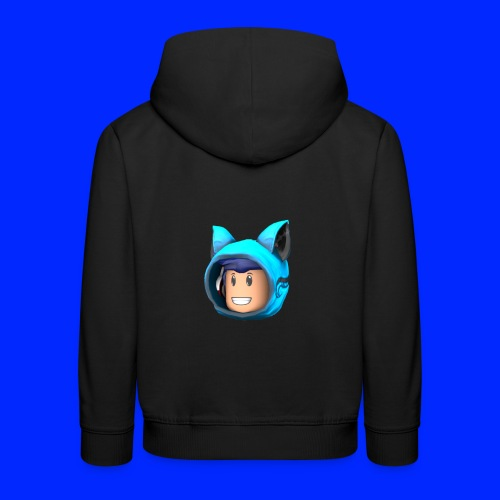 PuppyJam Roblox Logo - Kinderen trui Premium met capuchon