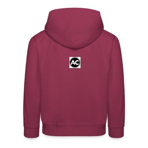 AC logo - Kids' Premium Hoodie