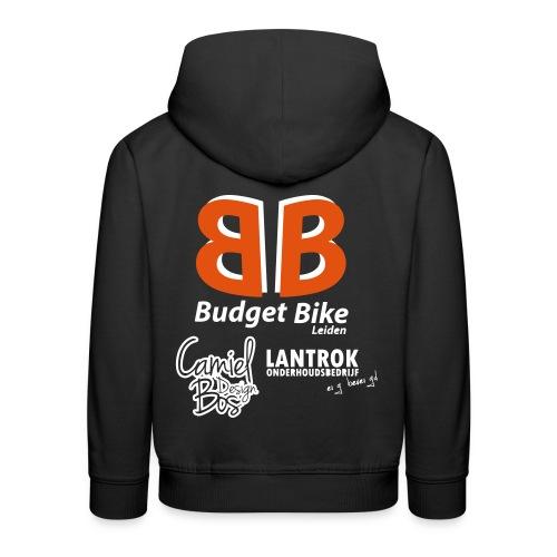 Lantrok+CBD+BB_2 - Kinderen trui Premium met capuchon