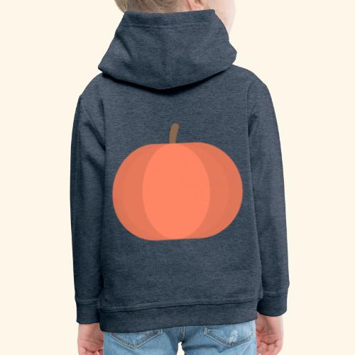 Pumpkin - Pull à capuche Premium Enfant
