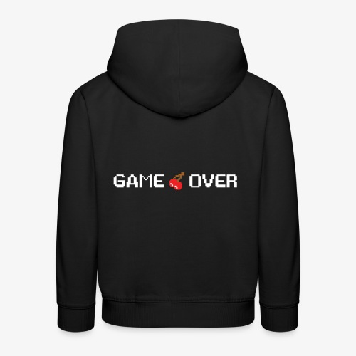 Game Over - Kids' Premium Hoodie