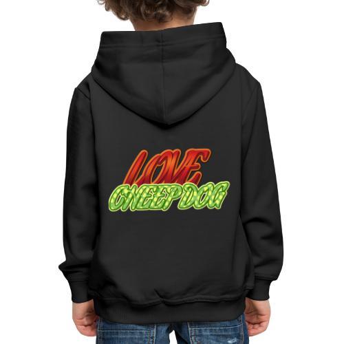 Love Cheep Dog - Kinder Premium Hoodie