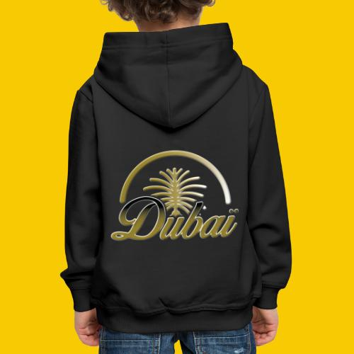 DUBAI - Pull à capuche Premium Enfant