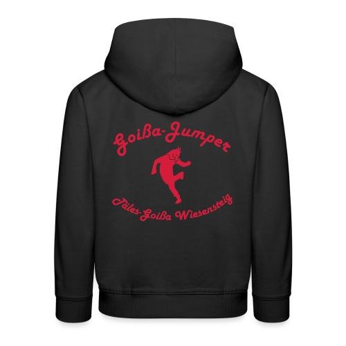 jumper2 - Kinder Premium Hoodie
