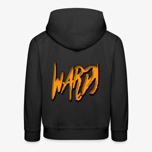 Halloween Design 3 Wardy - Kids' Premium Hoodie