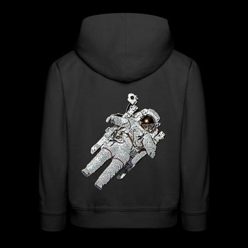 Small Astronaut - Kids' Premium Hoodie