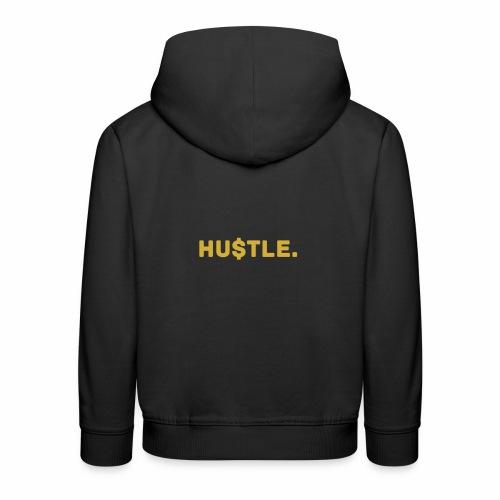 Millionaire. X HU $ TLE - Kids' Premium Hoodie
