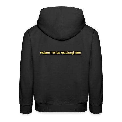 Adam Tints Nottingham - Kids' Premium Hoodie