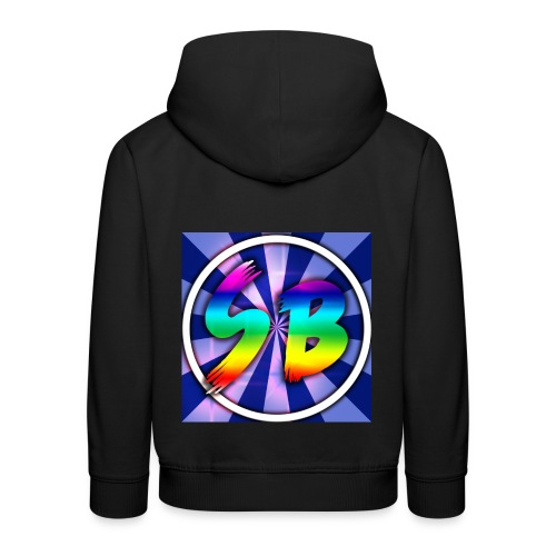 ScooterBros On Yt This Is Our Merch - Kids' Premium Hoodie