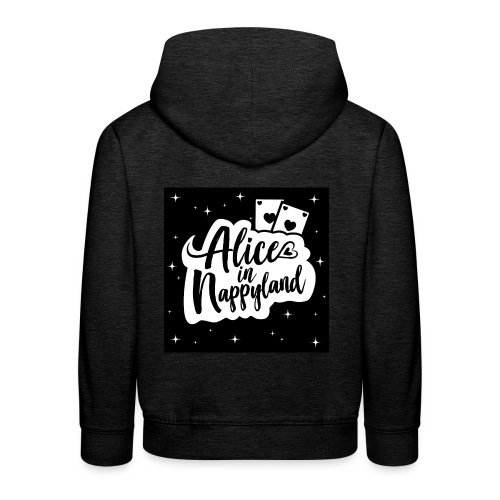Alice in Nappyland 1 - Kids' Premium Hoodie