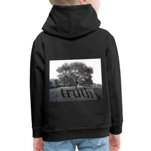 Truth - Kids' Premium Hoodie