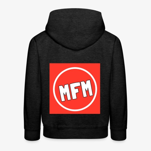MrFootballManager Clothing - Kids' Premium Hoodie