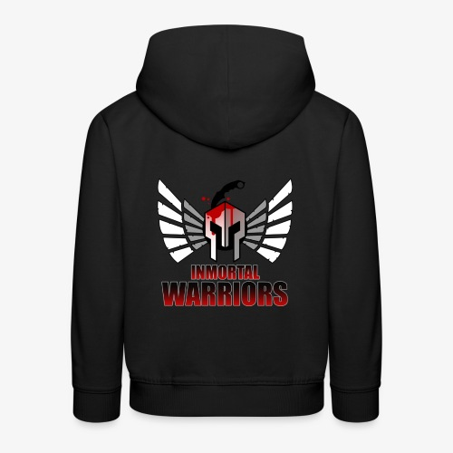 The Inmortal Warriors Team - Kids' Premium Hoodie
