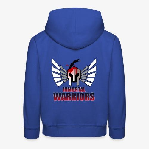 The Inmortal Warriors Team - Kids' Premium Hoodie