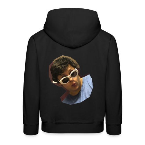 Handsome Person on Clothing - Kinder Premium Hoodie