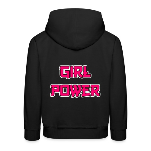 Girl Power - Kinder Premium Hoodie